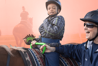 horseback riding therapy
